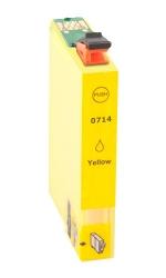 Epson T0714 žlutá - kompatibilní