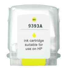 Žlutá inkoustová kazeta HP 88, (C9393AE) Žlutá 29 ml