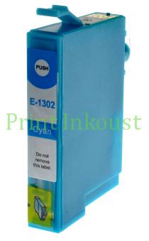 Náplň Epson T1302 modrá s čipem Modrá, 20 ml