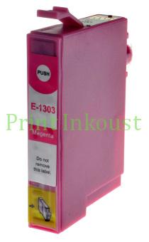 Náplň Epson T1303 červená s čipem Červená, 20 ml