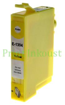 Náplň Epson T1304 žlutá s čipem Žlutá, 20 ml