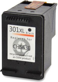 HP Č. 301 ( CH563EE ) Black - kompatibilní