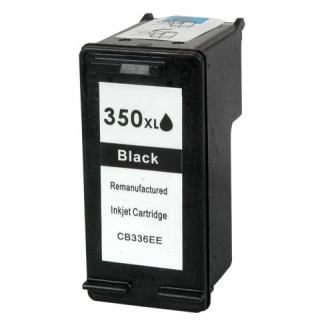 HP Č. 350 ( CB336EE ) Black - kompatibilní
