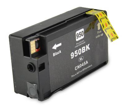 HP 950XL (CN045A) černá - kompatibilní