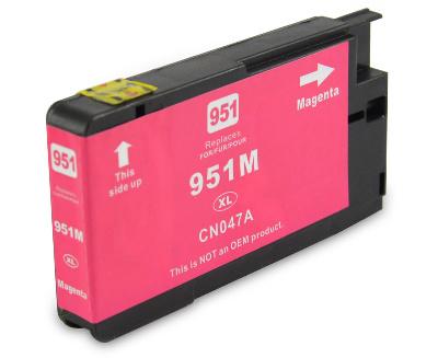 HP 951XL - (CN047A) červená - kompatibilní