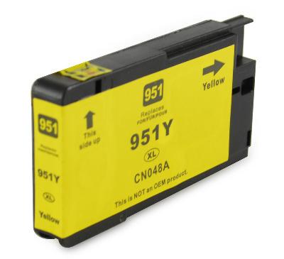 HP 951XL - (CN048A) žlutá - kompatibilní
