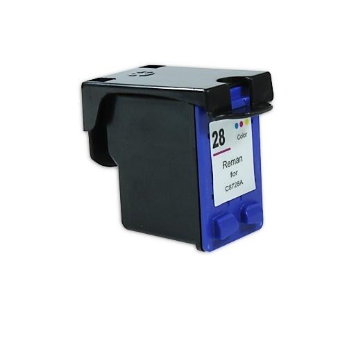 Tříbarevná inkoustová kazeta HP 28 ( C8728AE ) - Kompatibilní