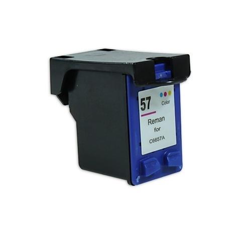 Tříbarevná inkoustová kazeta HP 57 ( C6657AE ) - Kompatibilní