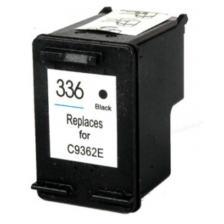 Černá inkoustová kazeta HP 336 ( C9362A ) - Kompatibilní