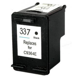Černá inkoustová kazeta HP 337 ( C9364A ) - Kompatibilní