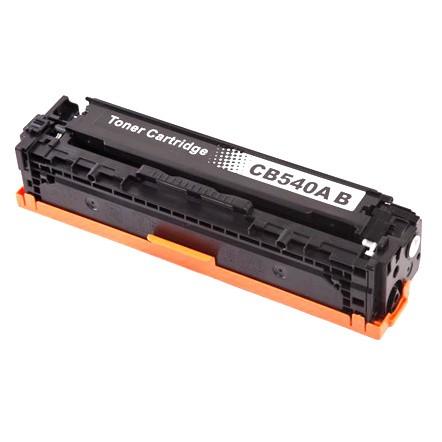 HP 125A (CB540A) Black - Kompatibilní 2.200 stran