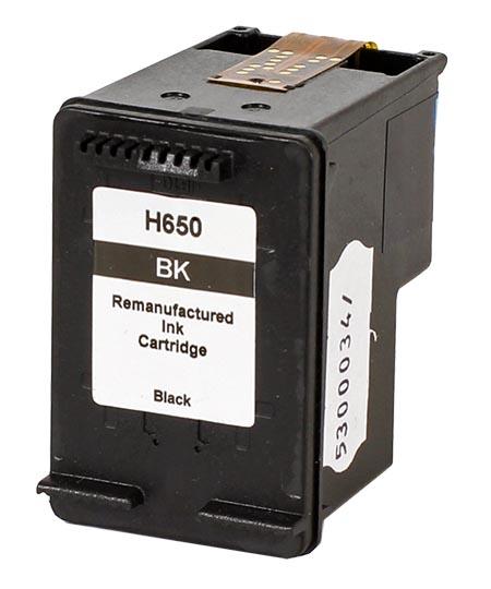 HP Č. 650 (CZ101AE) černá - kompatibilní