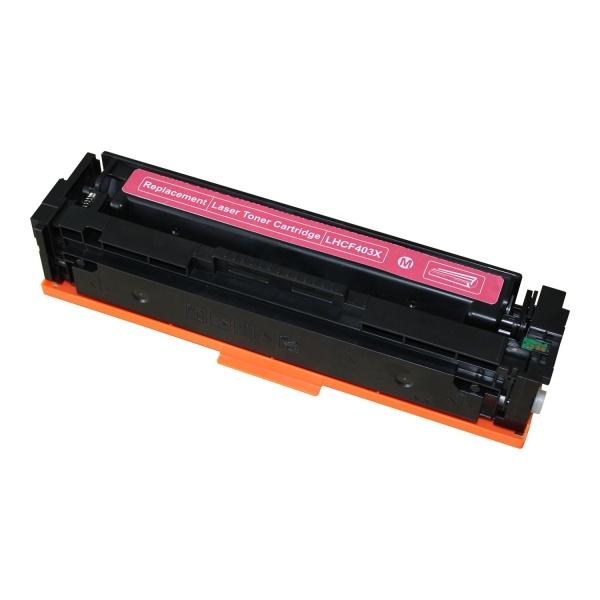 Laserový toner HP CF403X Magenta (2.300str.) - 201X