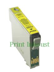 Náplň Epson T1294 žlutá s čipem Žlutá, 18ml
